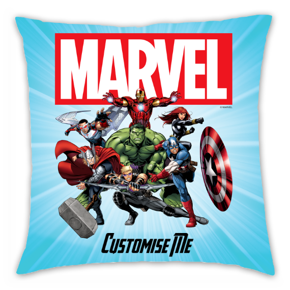 Marvel Avengers Group Cushion