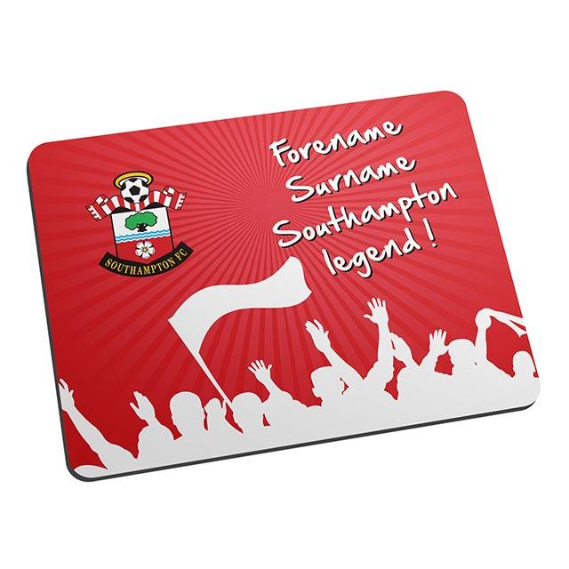 Southampton FC Legend Mouse Mat