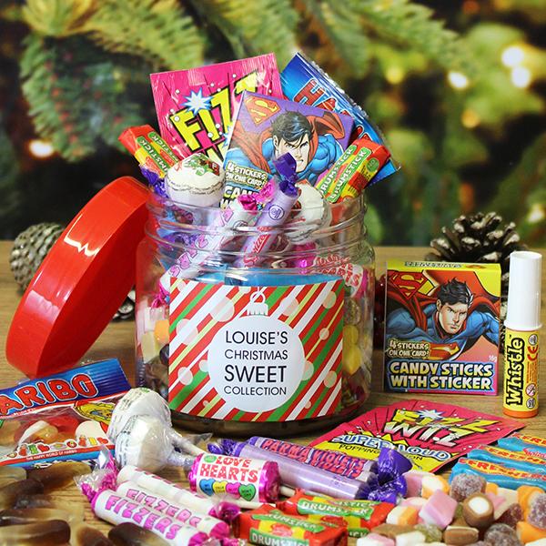 Christmas Taster Jar