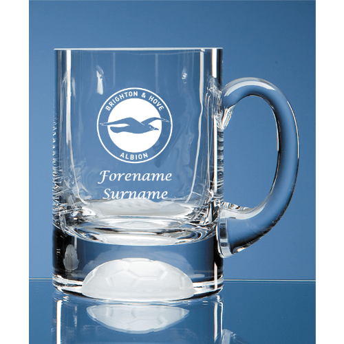 Brighton & Hove Albion FC Ball Base Tankard