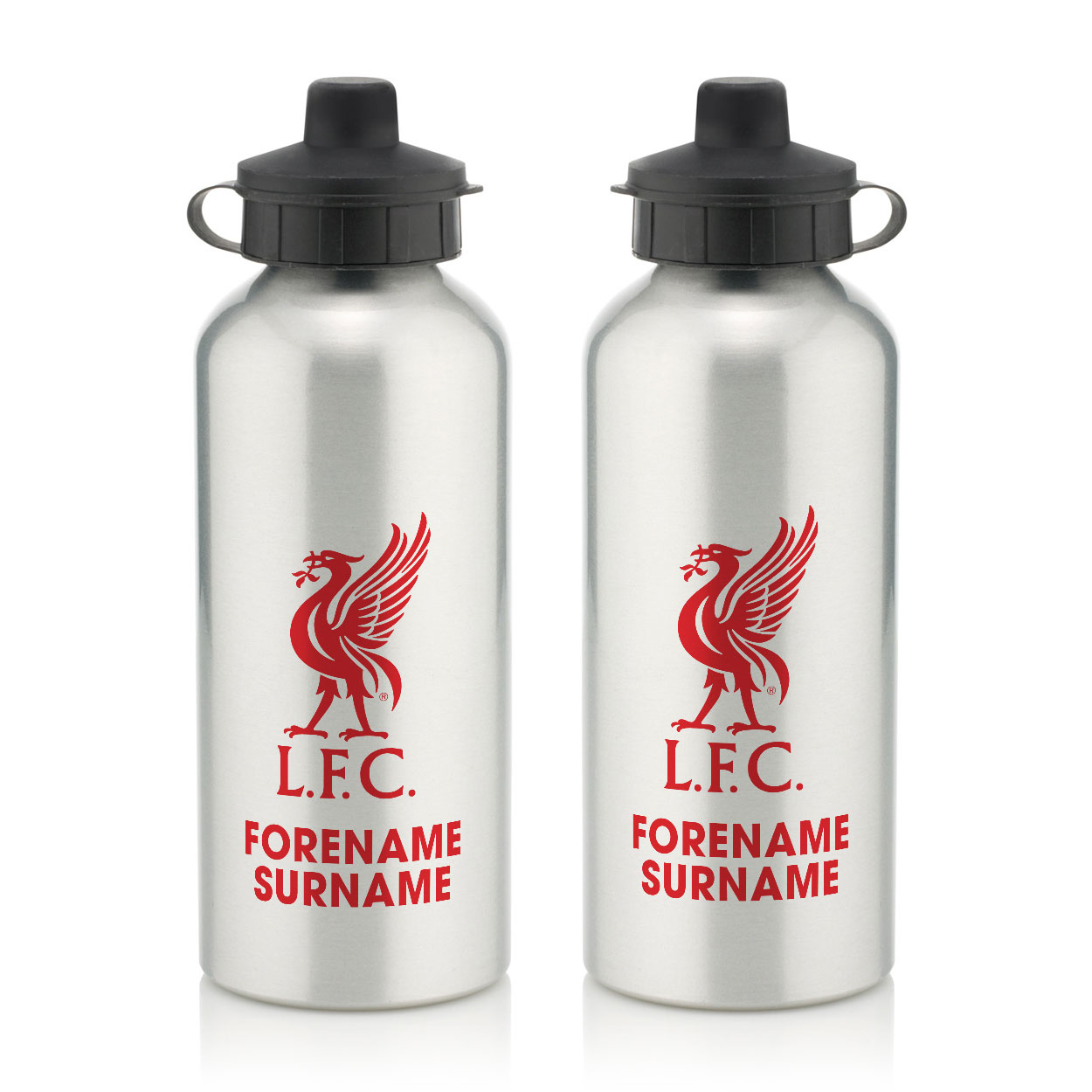 Liverpool FC Bold Crest Water Bottle