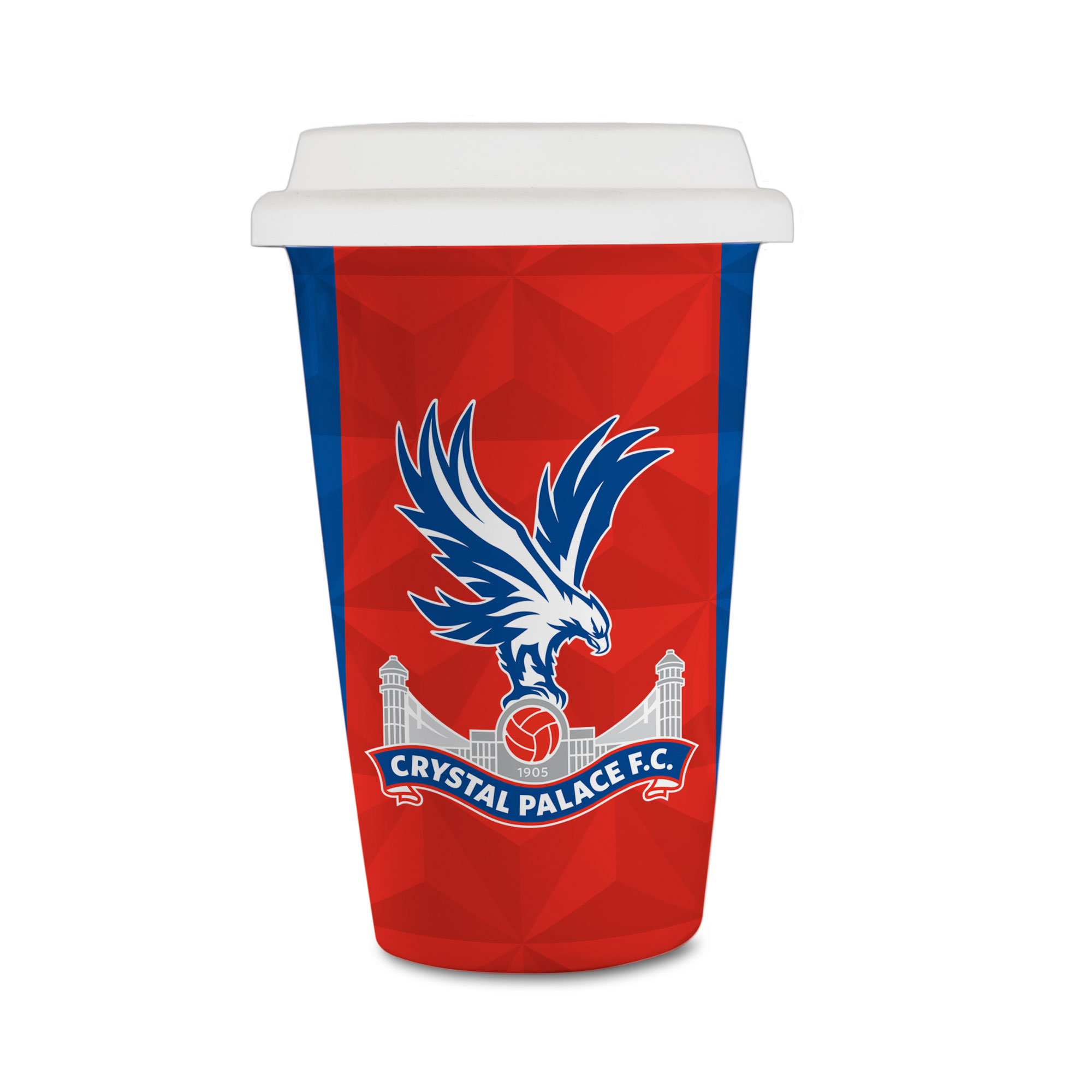 Crystal Palace FC Crest Reusable Cup