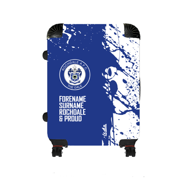 Rochdale AFC Proud Medium Suitcase