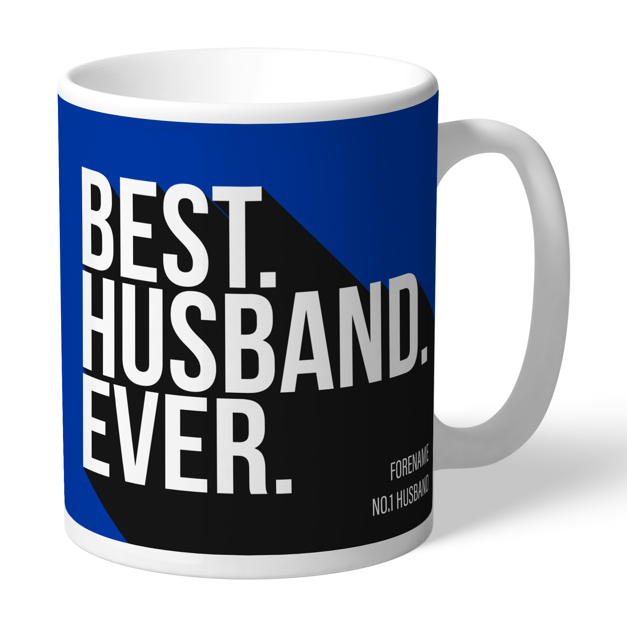 Brighton & Hove Albion FC Best Husband Ever Mug