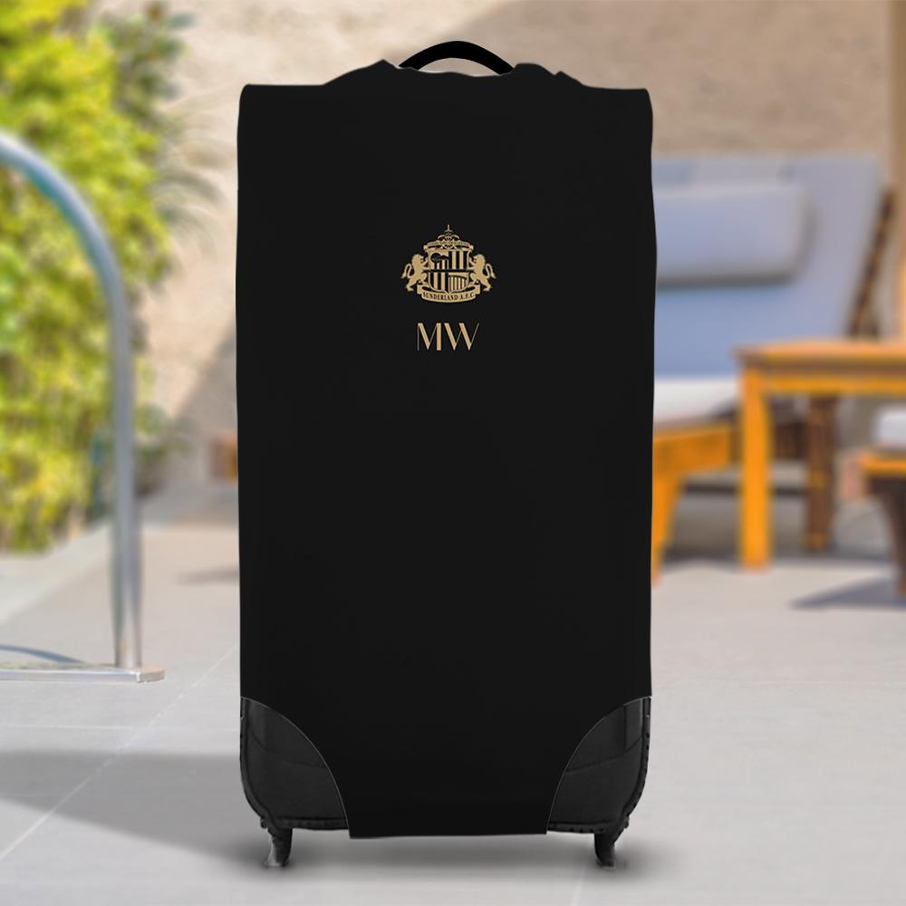 Sunderland AFC Initials Caseskin Suitcase Cover (Large)