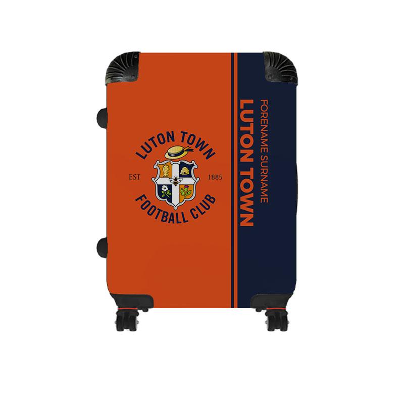 Luton Town FC Crest Cabin Suitcase