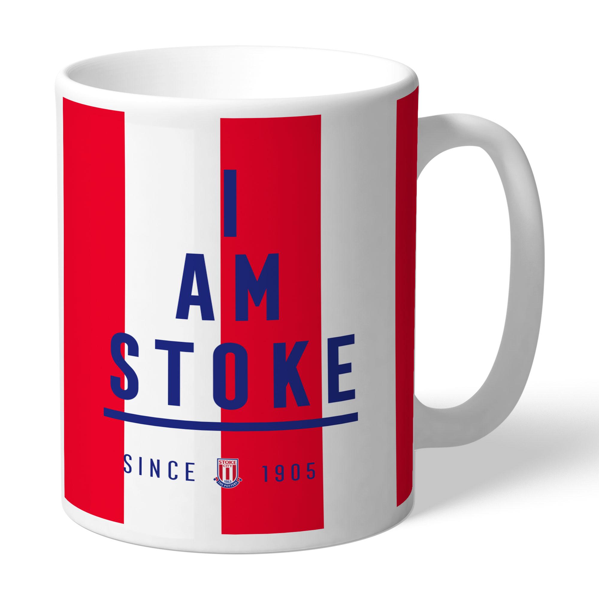 Stoke City FC I Am Mug