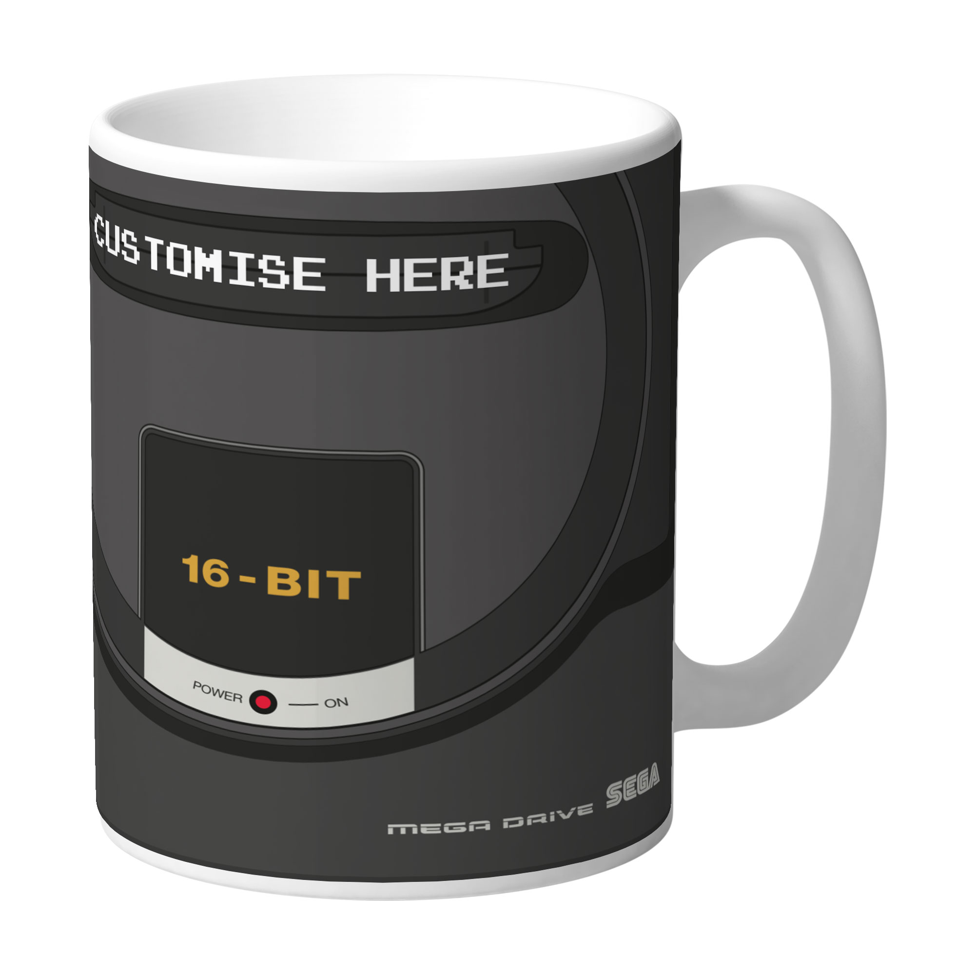 Mug - Mega Drive - Retro Sega