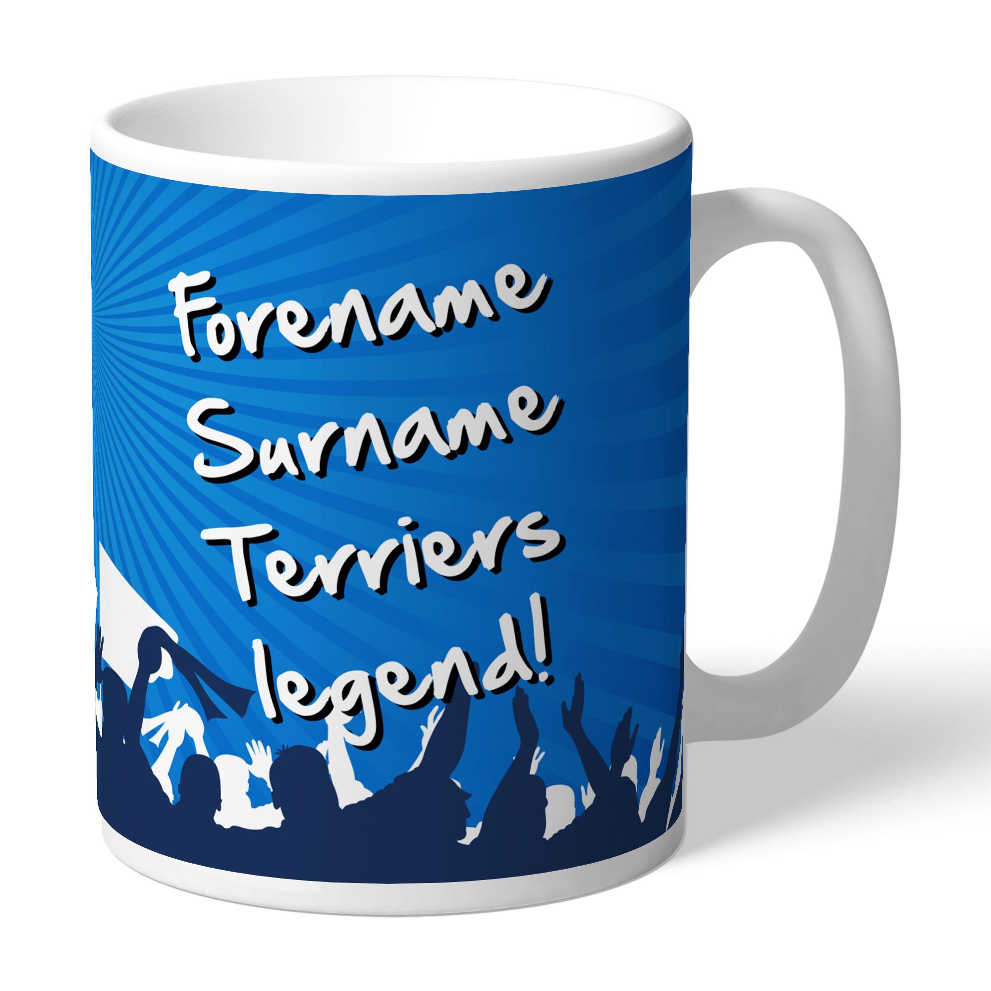 Huddersfield Town Legend Mug