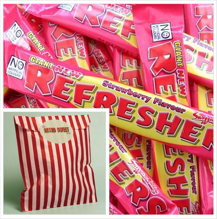Giant Refreshers Sweet Bag