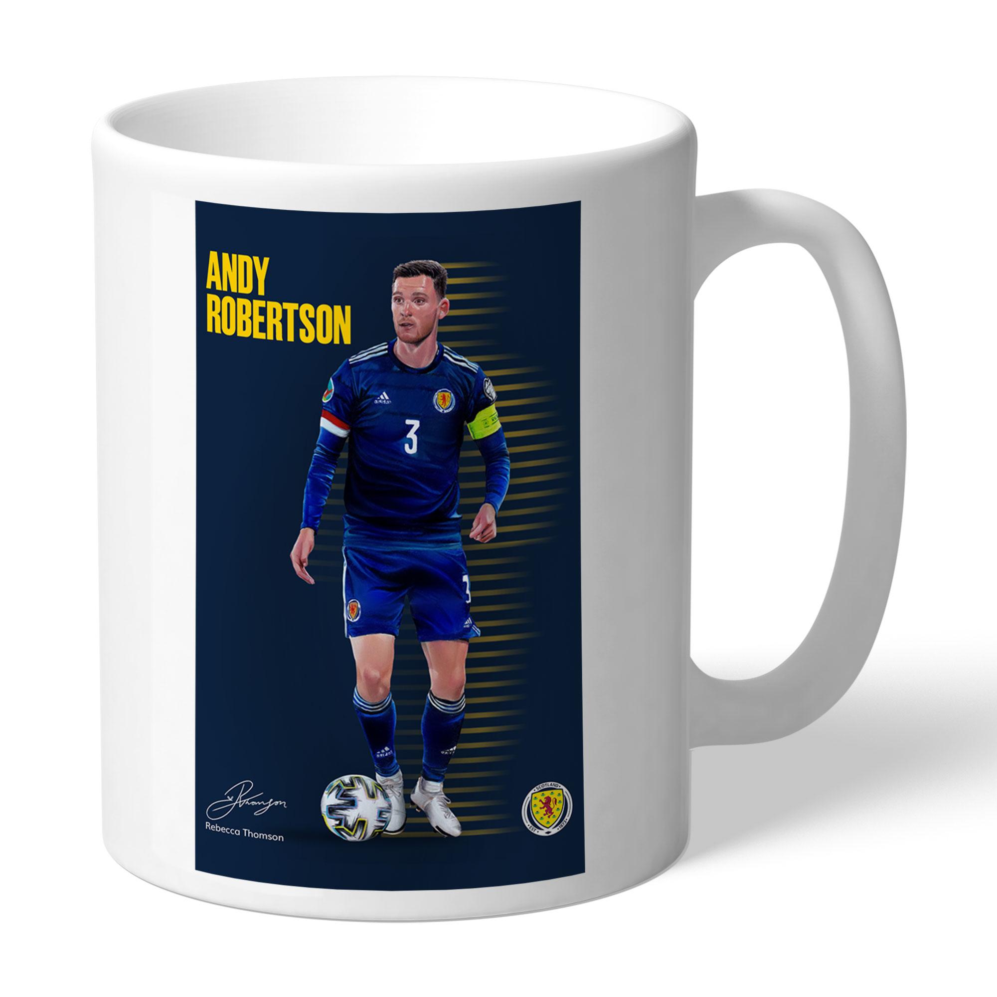 Scotland Robertson Art Mug