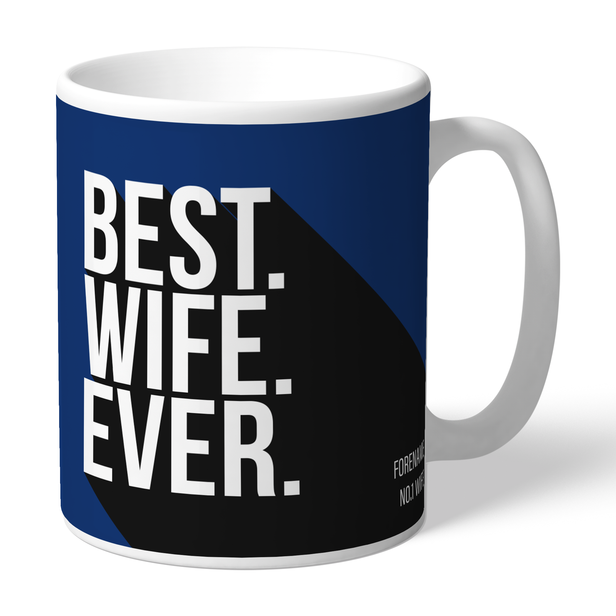 Millwall Best Wife Ever Mug