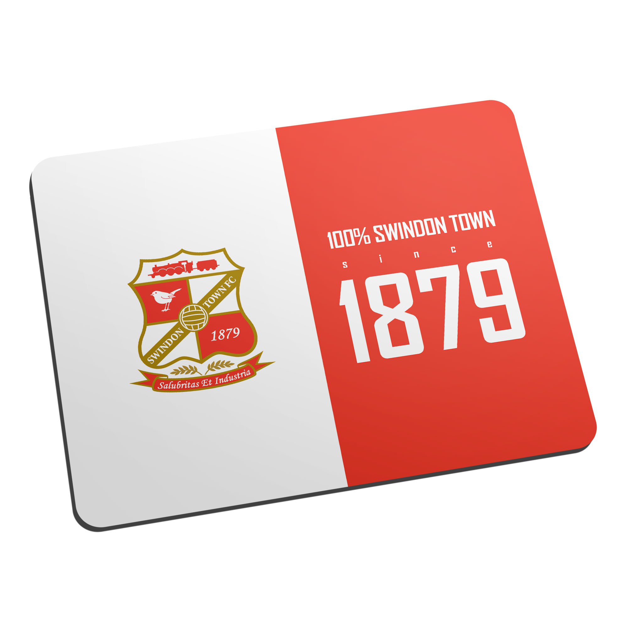 Swindon Town 100 Percent Mouse Mat