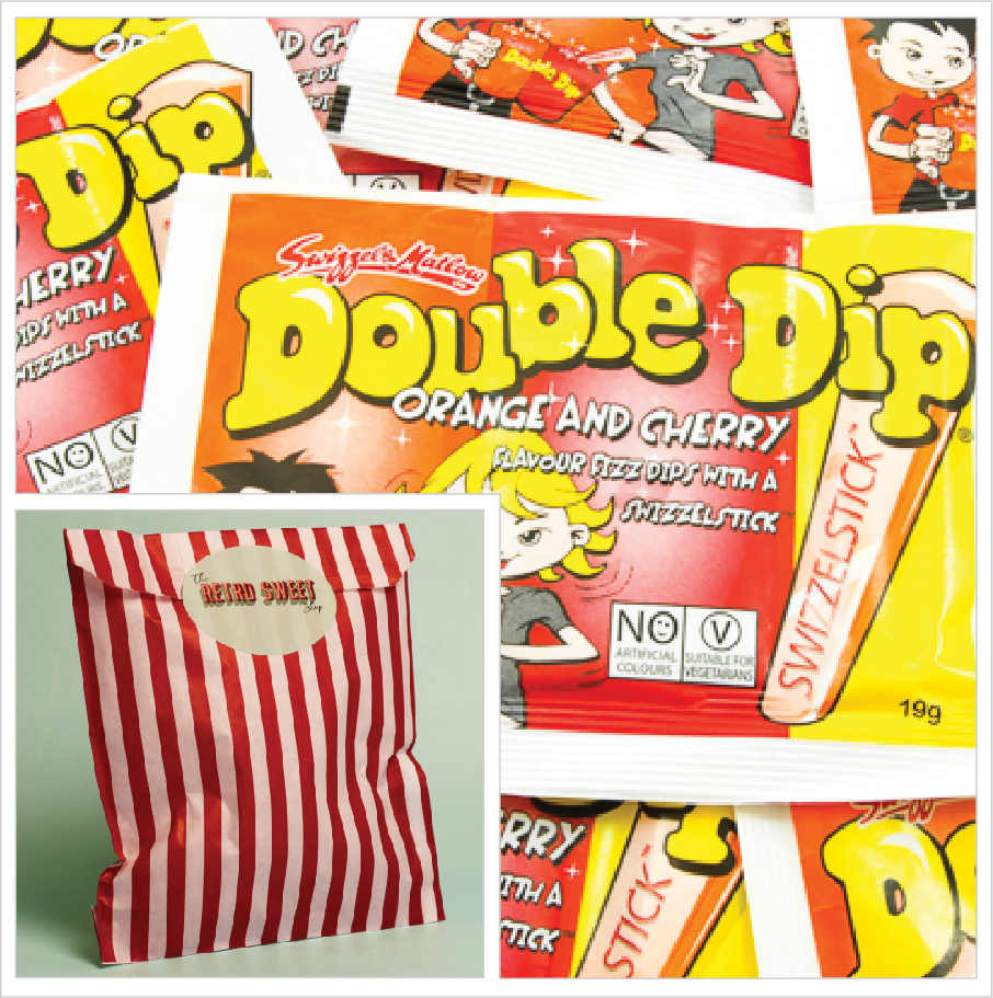 Double Dip Sweet Bag