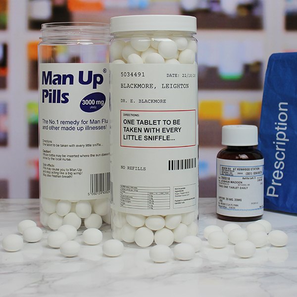 Man up Pills