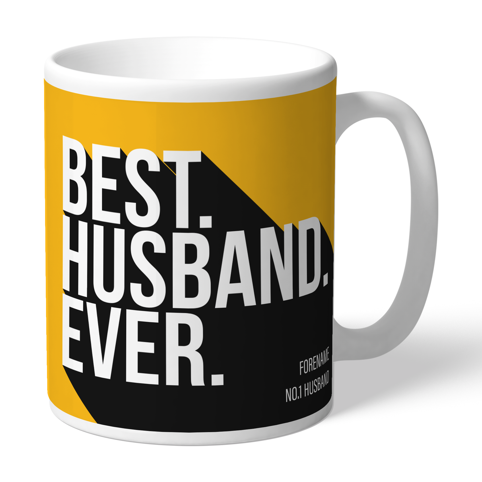 Wolverhampton Wanderers Best Husband Ever Mug