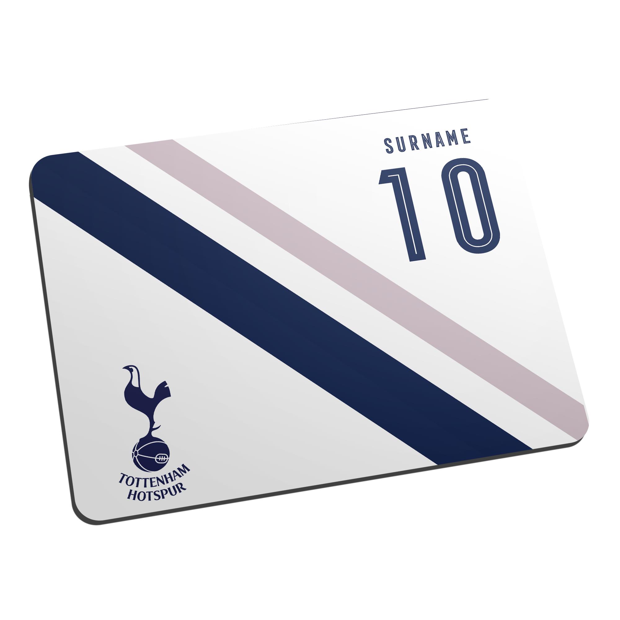 Tottenham Hotspur Stripe Mouse Mat