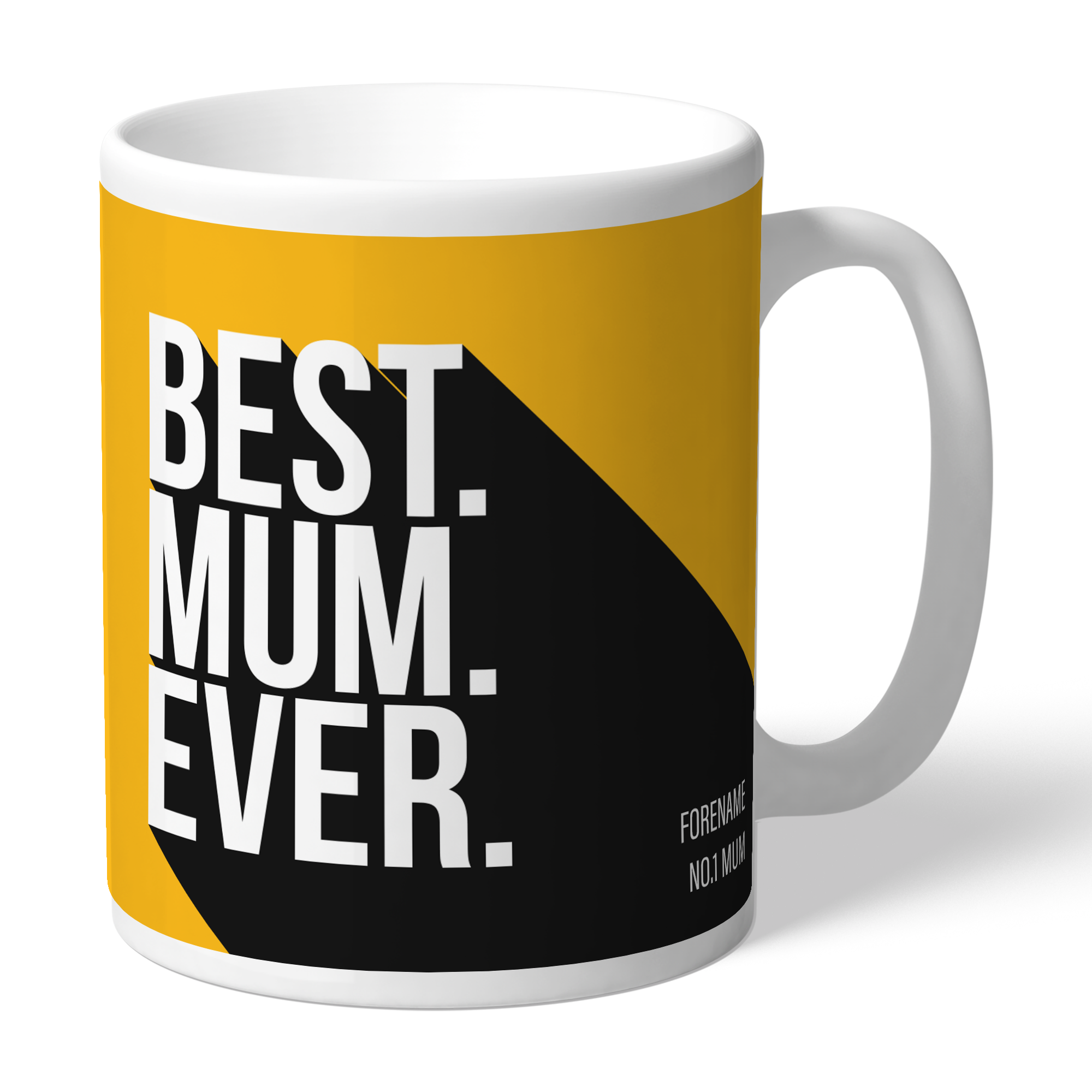 Wolverhampton Wanderers Best Mum Ever Mug
