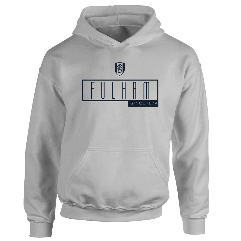 Fulham FC Art Deco Hoodie
