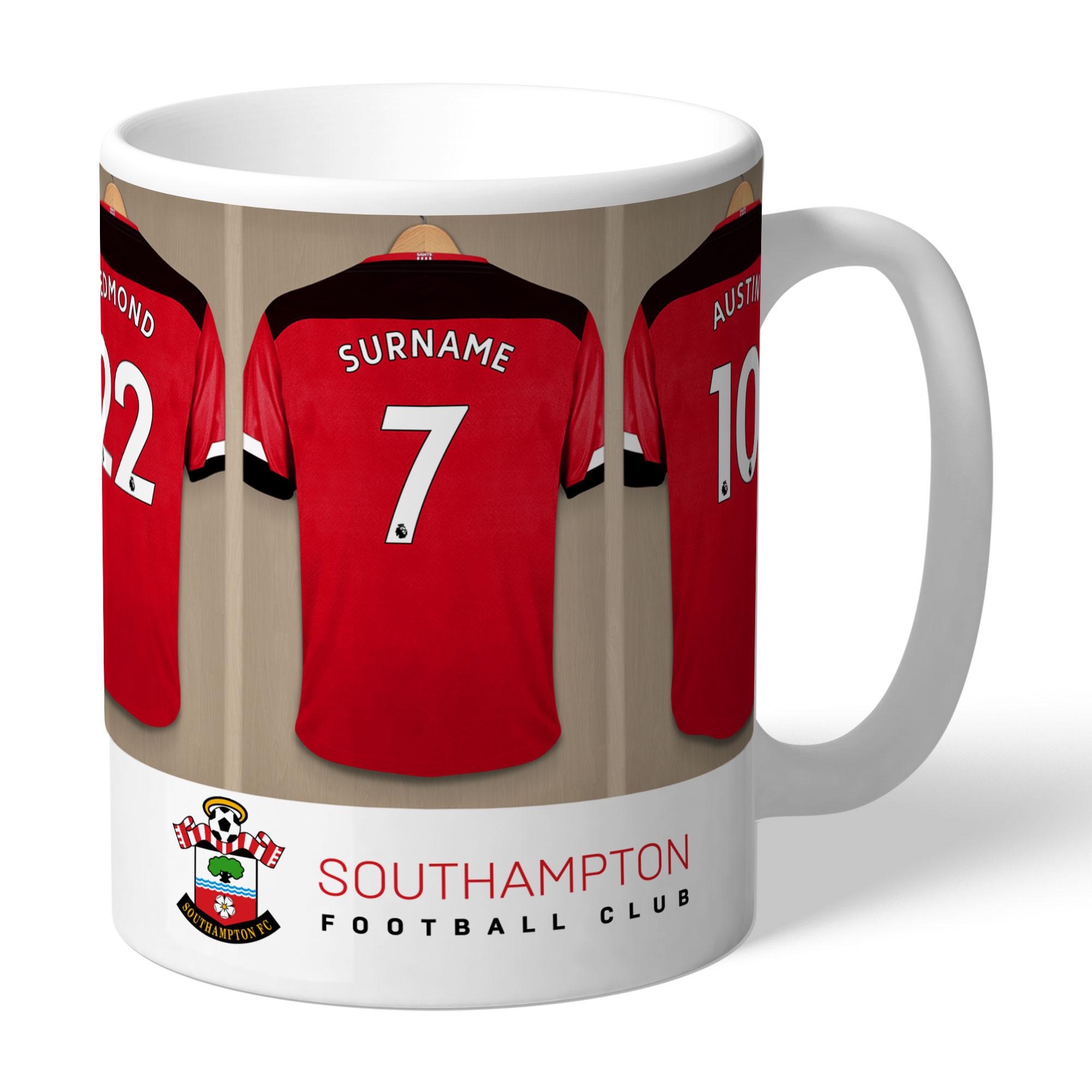 Southampton FC Dressing Room Mug