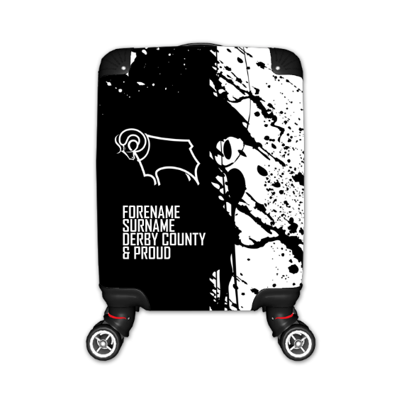 Derby County Proud Kid's Suitcase