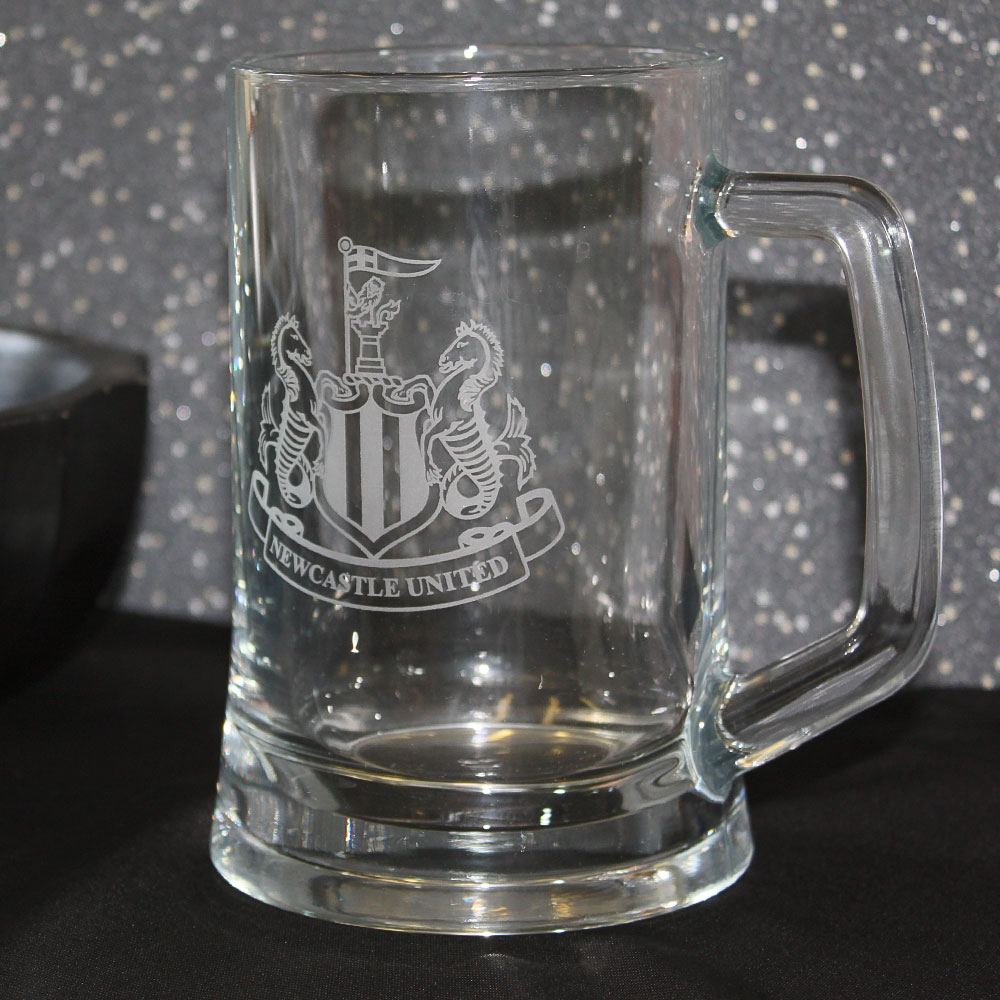 Straight Sided Tankard