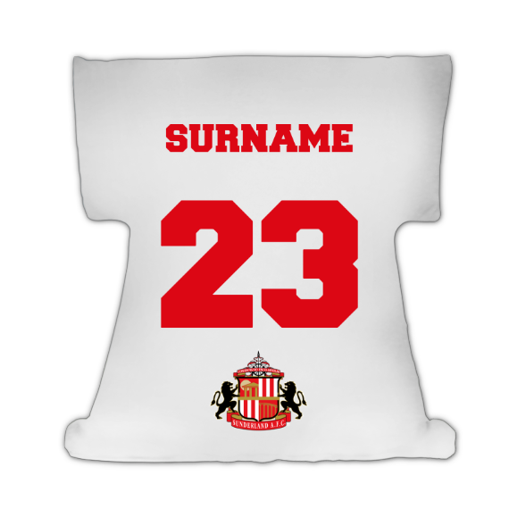 Sunderland Crest Cushion
