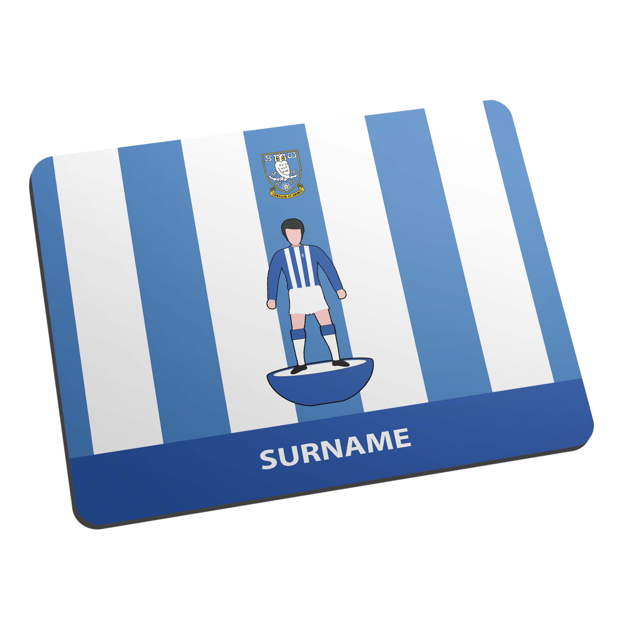 Sheffield Wednesday Player Figure Mouse Mat