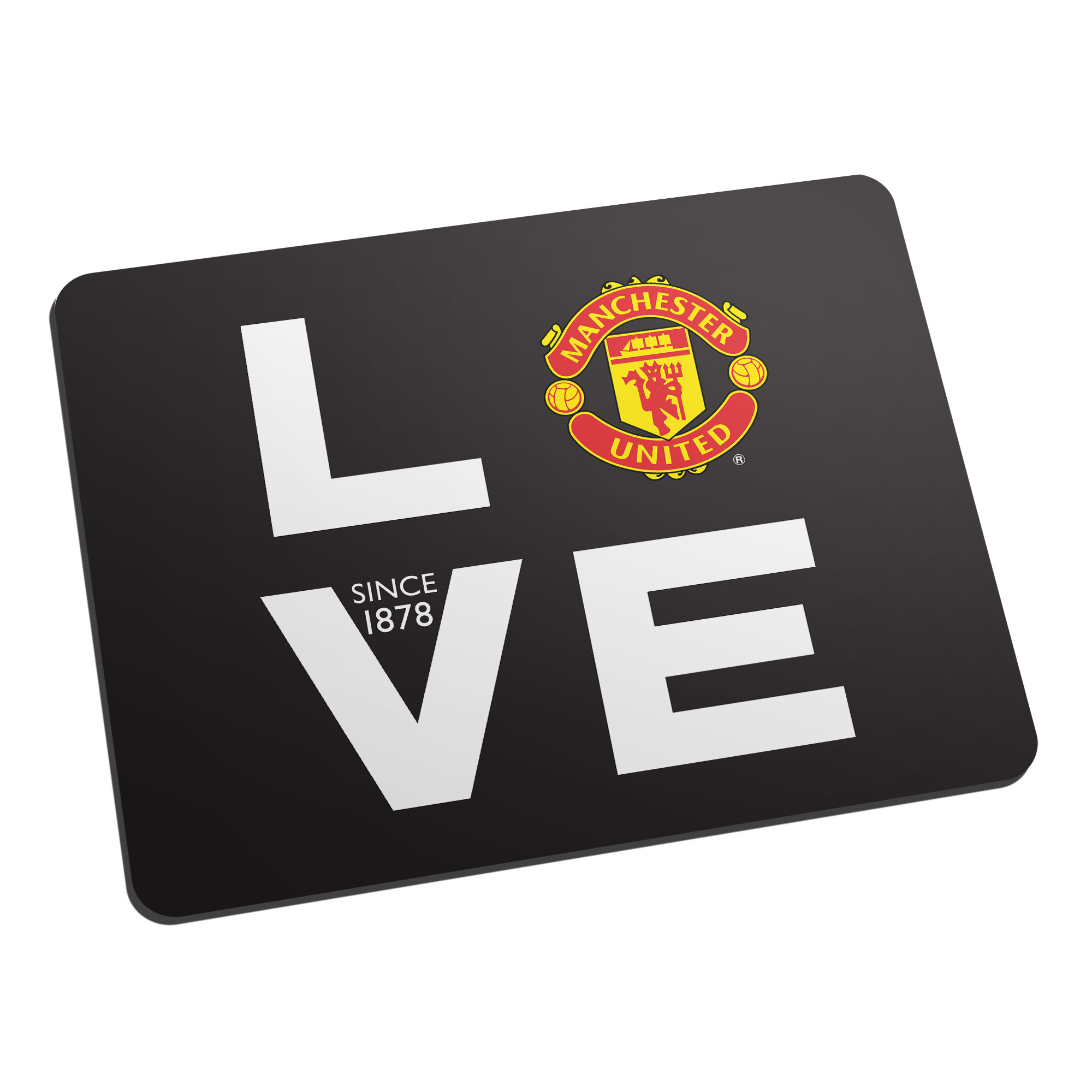 Manchester United FC Love Mouse Mat