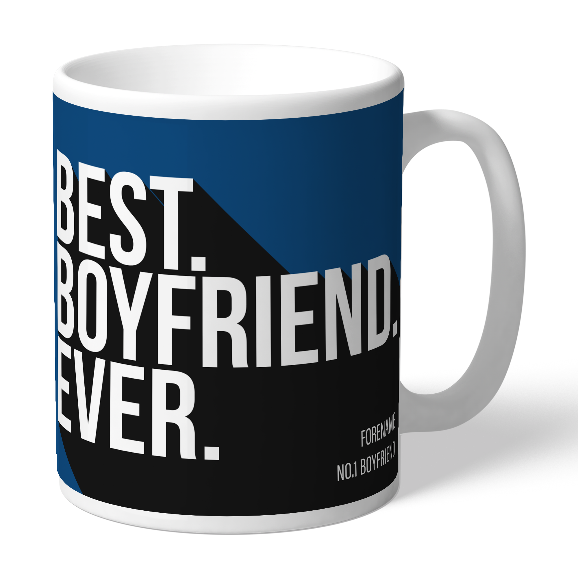 Cardiff City Best Boyfriend Ever Mug