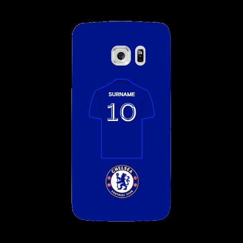 Chelsea FC Shirt Samsung Galaxy S7 Edge Phone Case