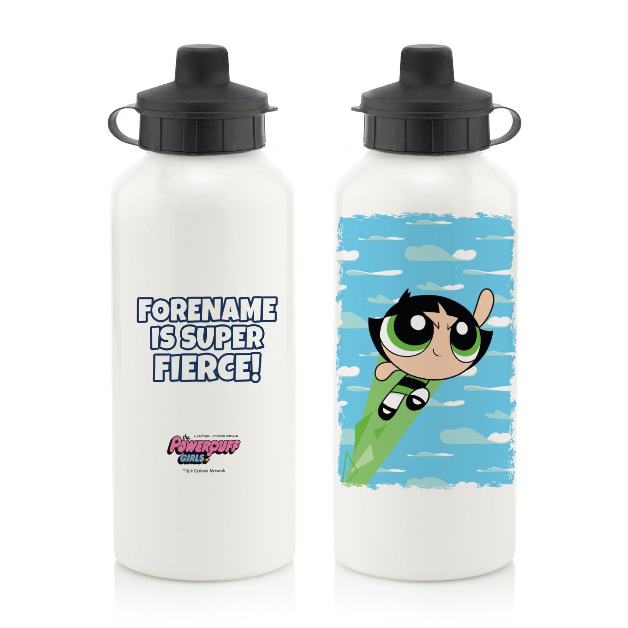 Powerpuff Girls Buttercup Cloud Water Bottle