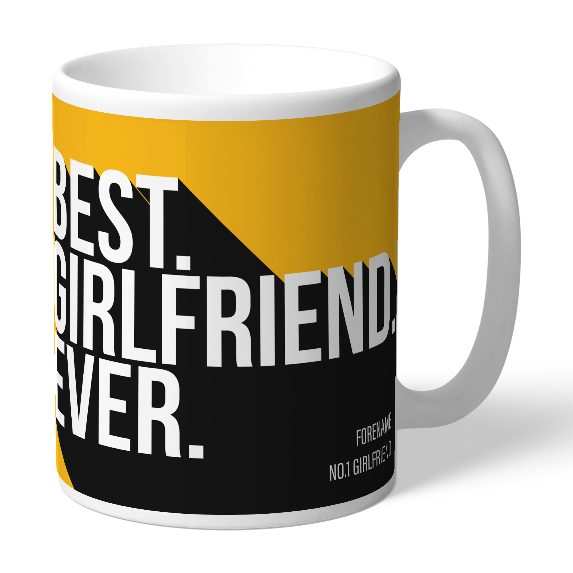 Wolverhampton Wanderers Best Girlfriend Ever Mug