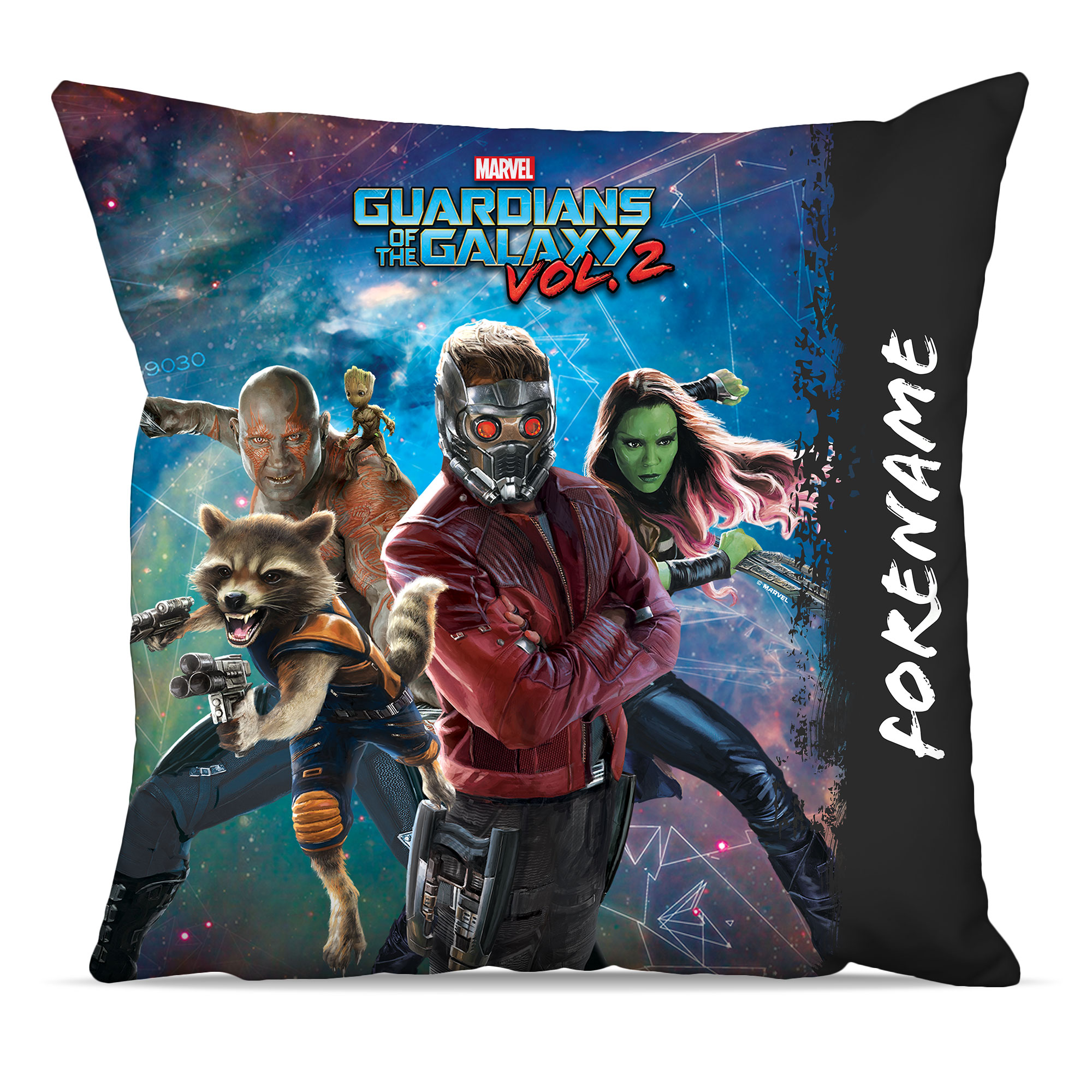 Marvel Guardians of the Galaxy Group Cushion