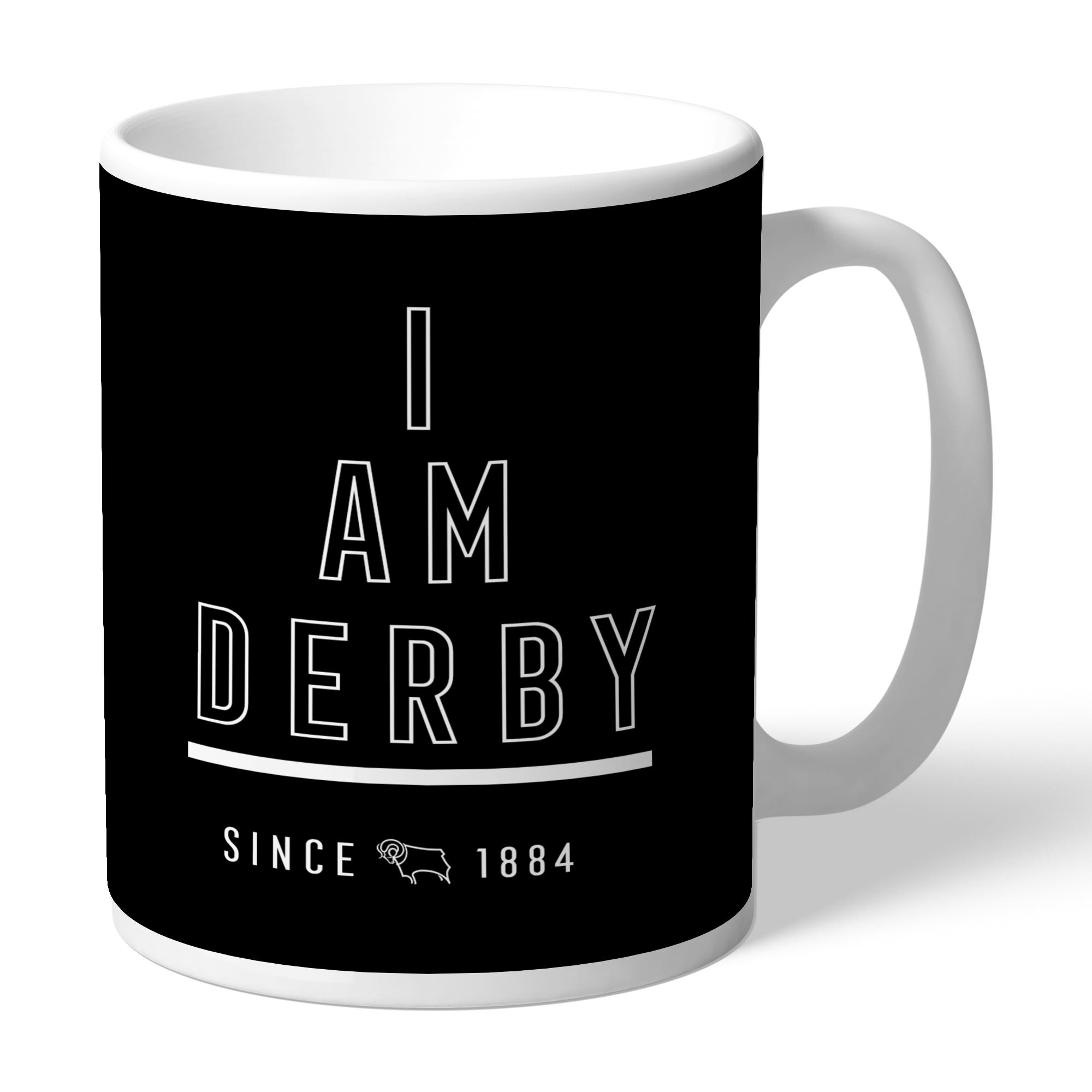 Derby County I Am Mug