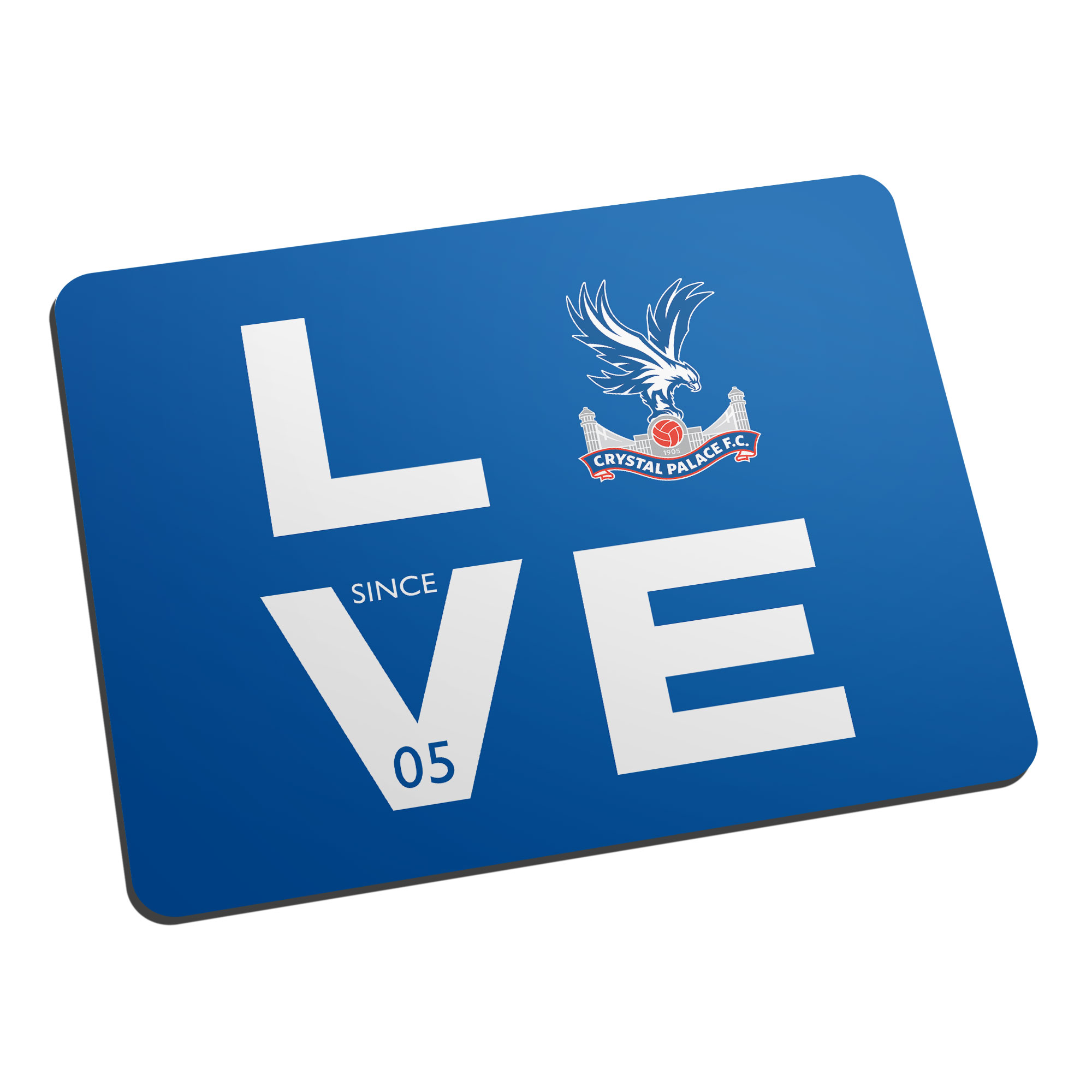 Crystal Palace FC Love Mouse Mat
