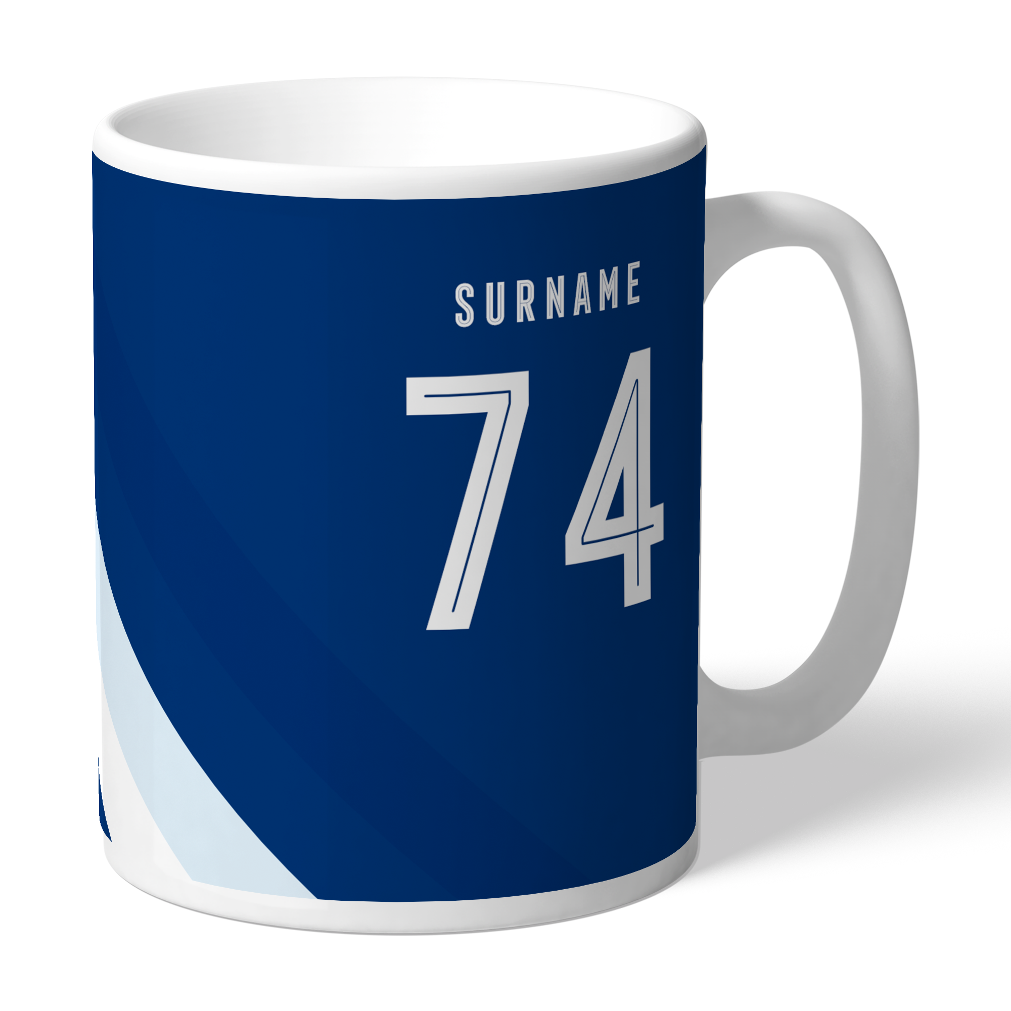 Millwall Stripe Mug