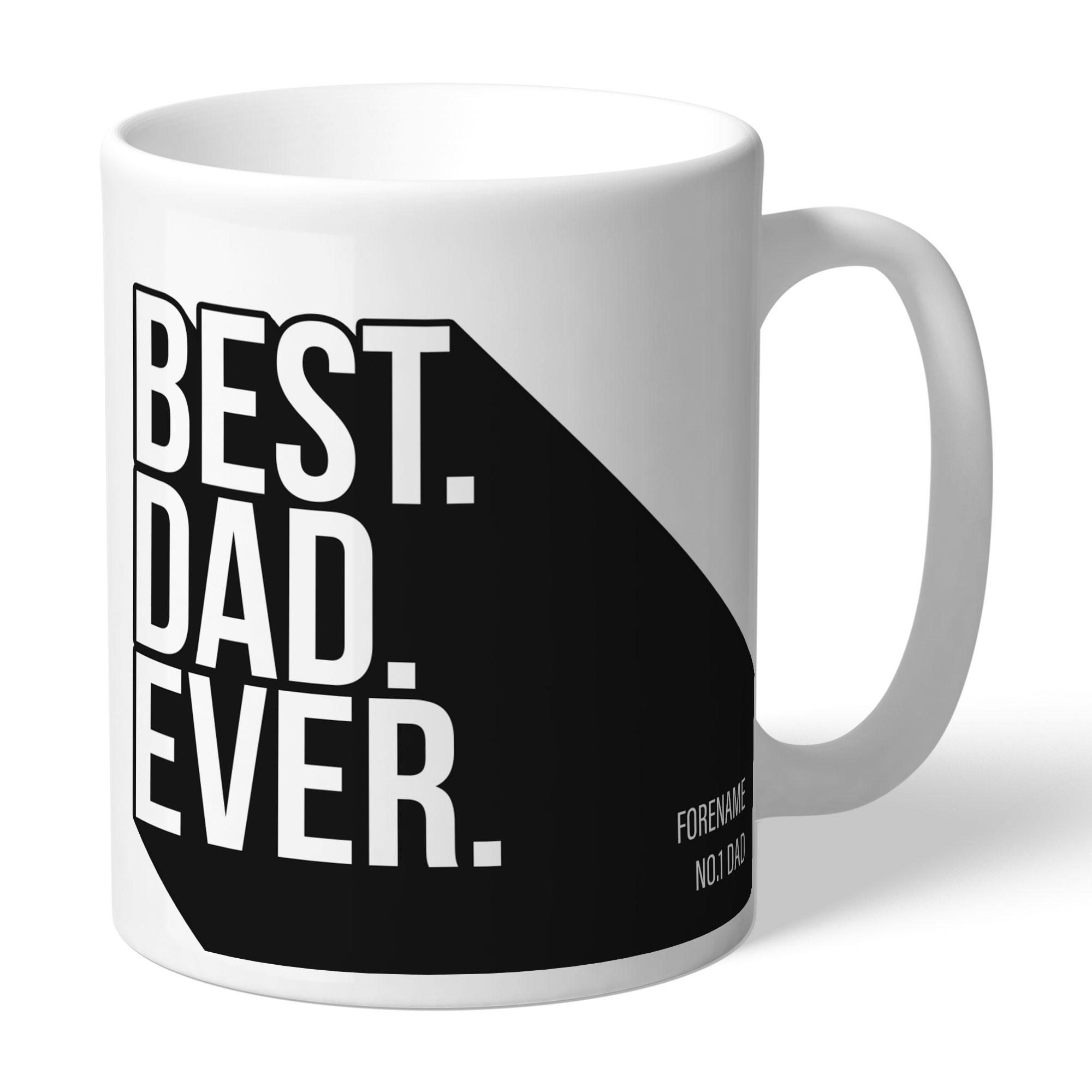 Swansea City AFC Best Dad Ever Mug
