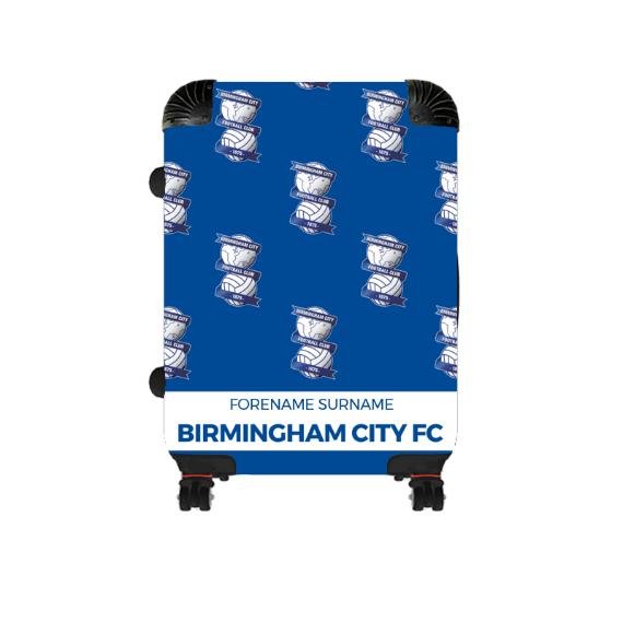 Birmingham City Mini Crest Cabin Suitcase