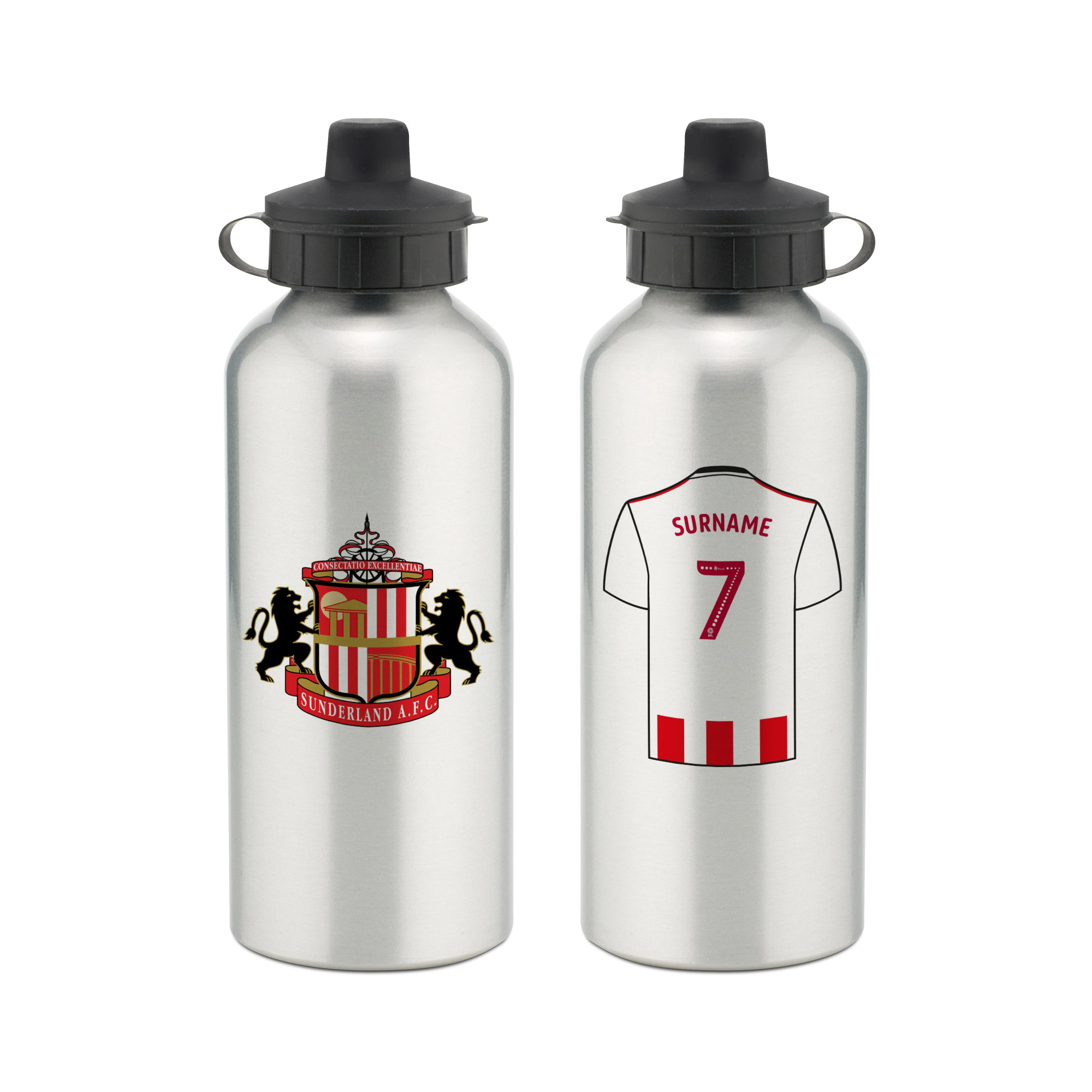 Sunderland AFC Aluminium Water Bottle
