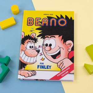 Personalised Beano Annual 2020