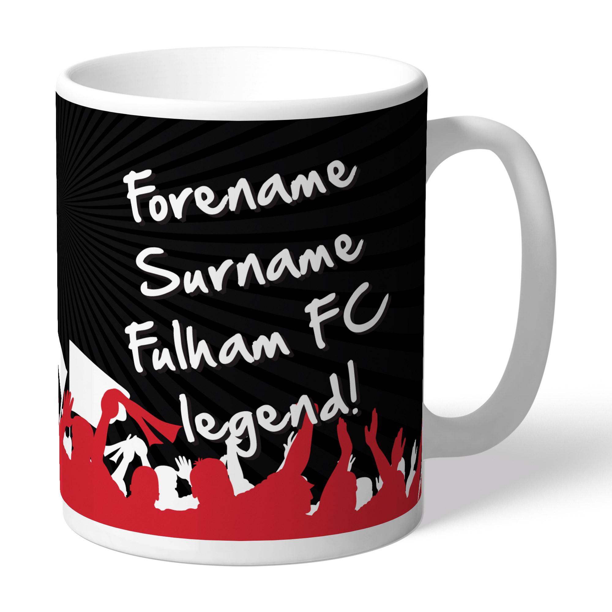 Fulham FC Legend Mug