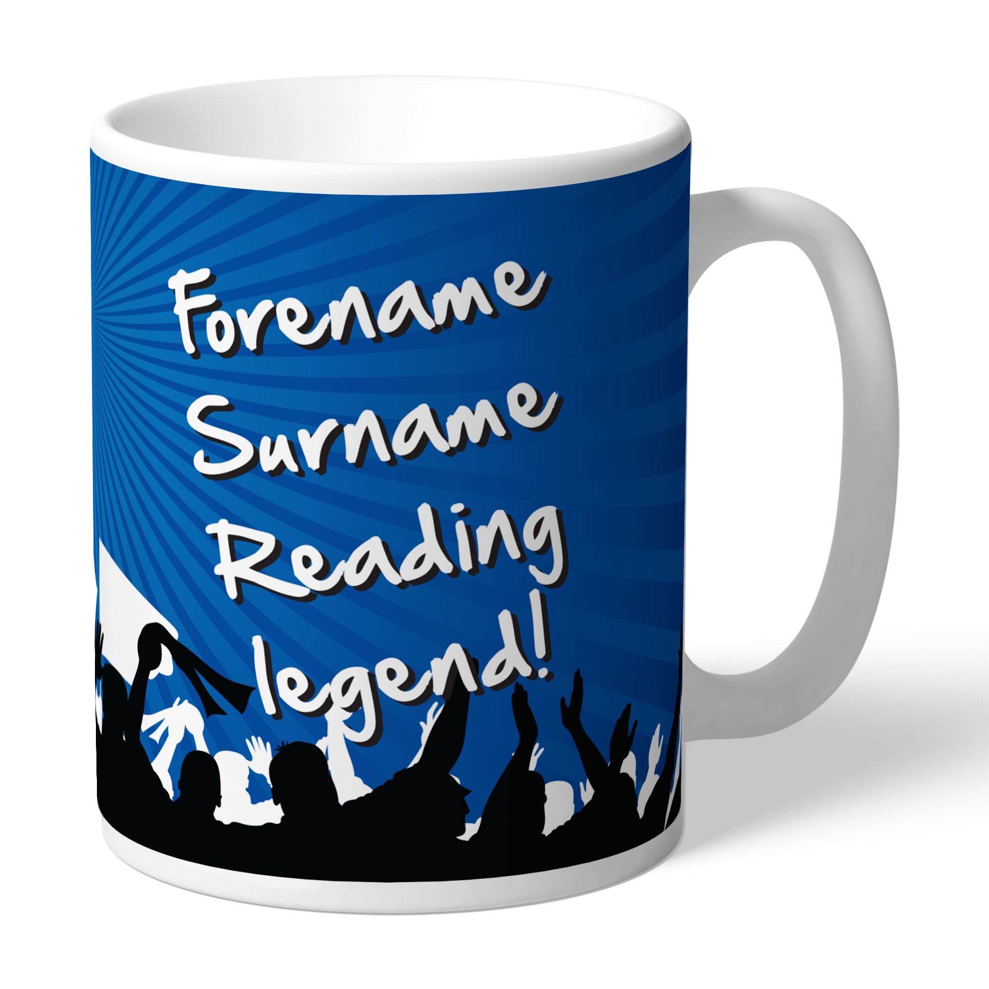 Reading FC Legend Mug