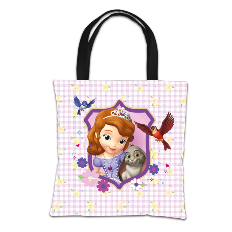 Disney Sofia The First Sofia And Clover Tote Bag