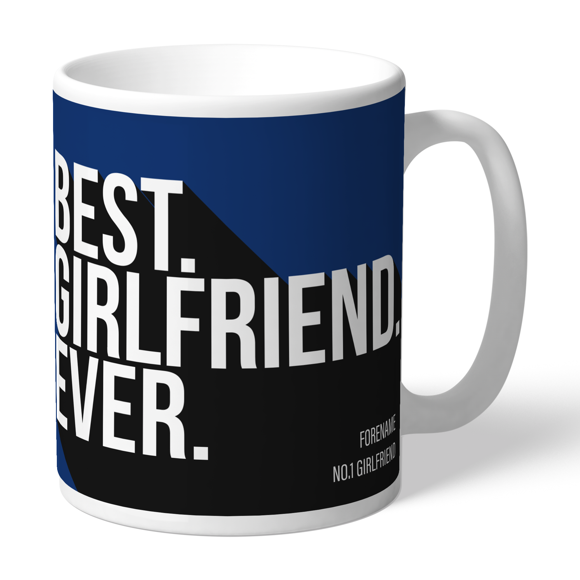 Millwall Best Girlfriend Ever Mug
