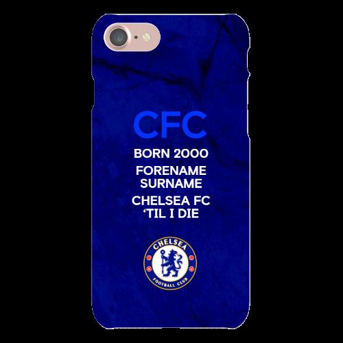 Chelsea FC 'Til I Die iPhone 7 Phone Case