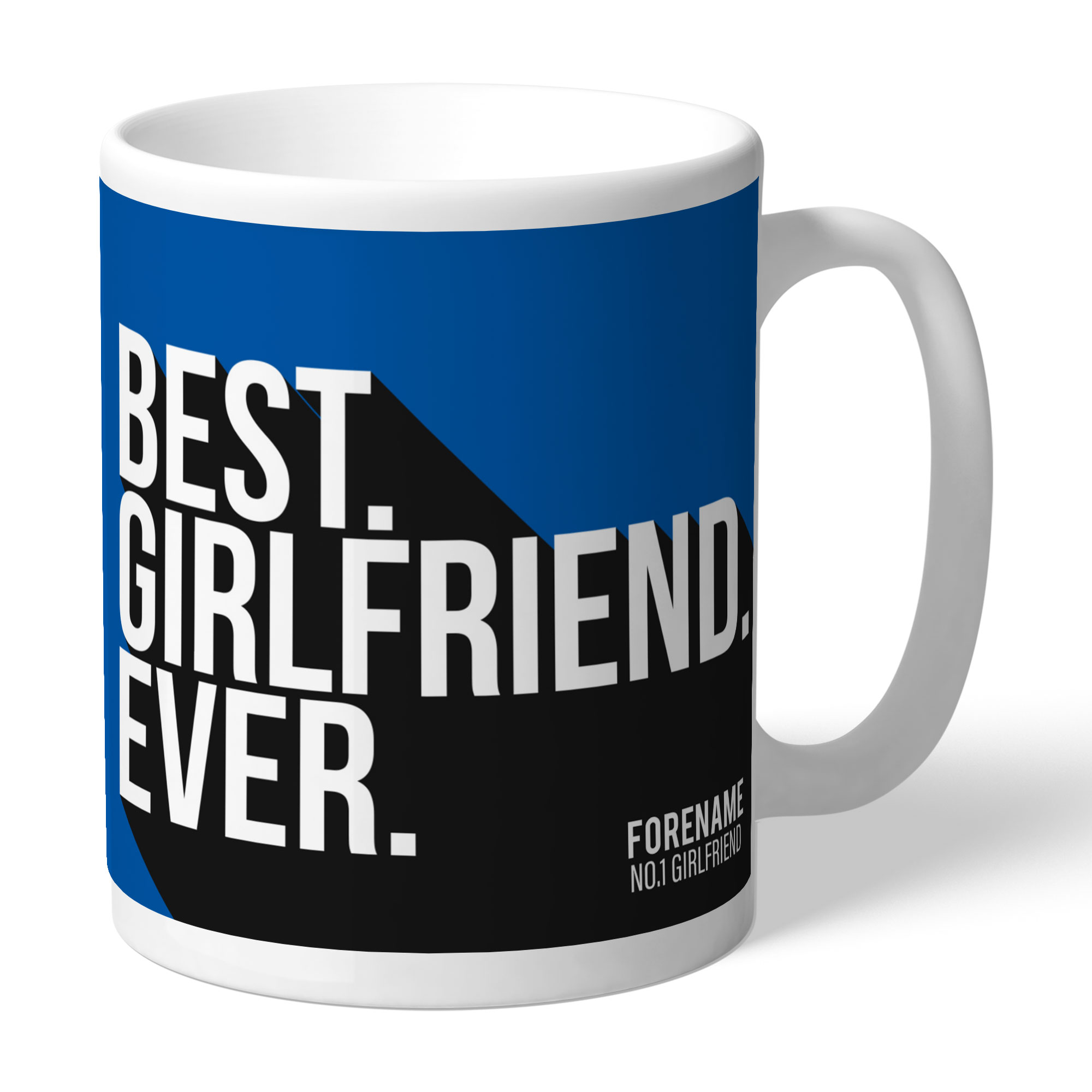Crystal Palace FC Best Girlfriend Ever Mug