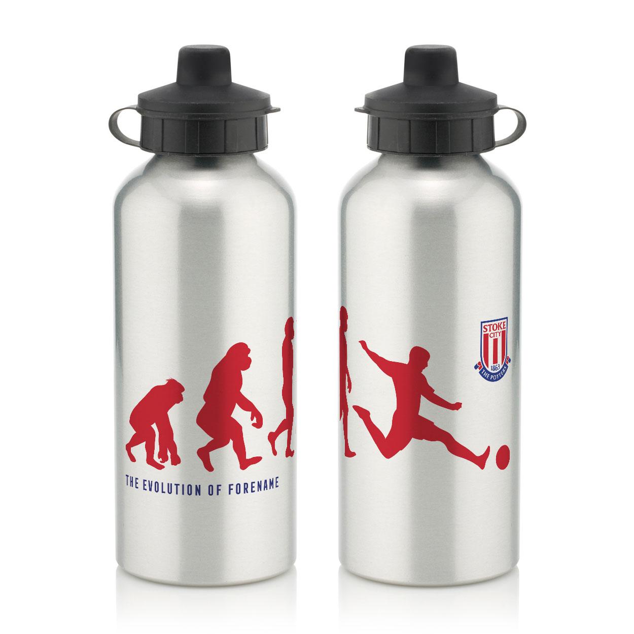 Stoke City FC Evolution Water Bottle