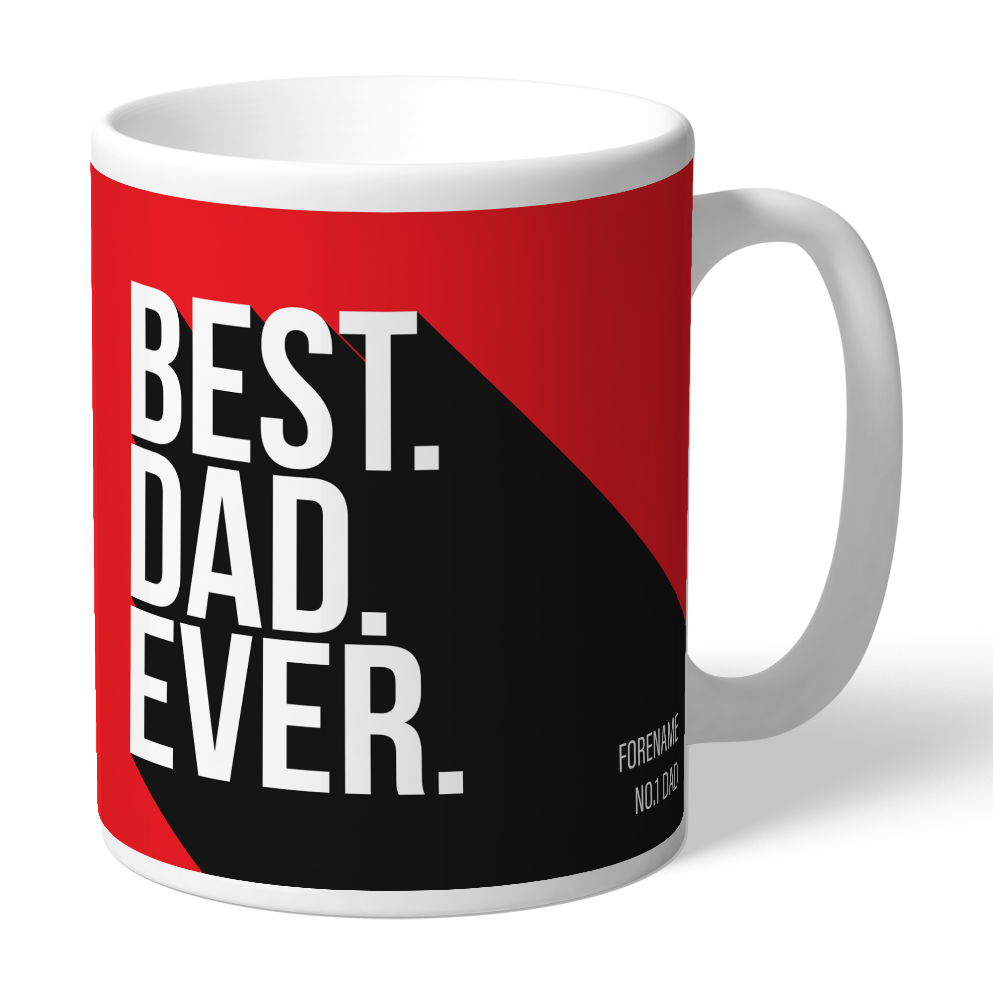 Sheffield United Best Dad Ever Mug