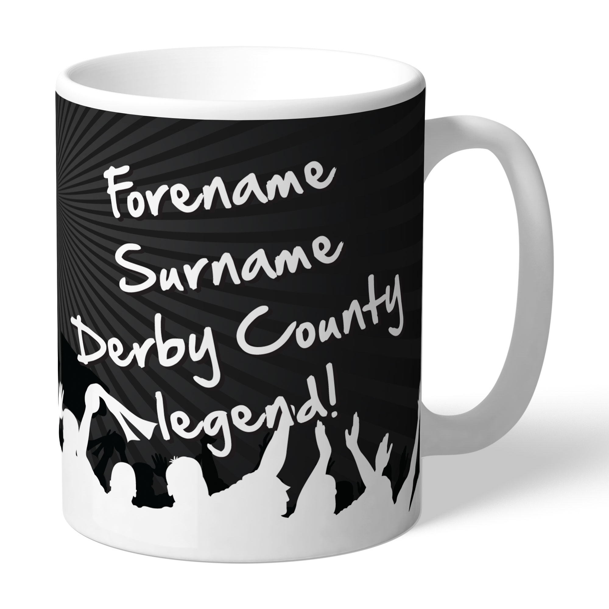 Derby County Legend Mug